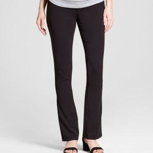 Pants - Isabel Maternity Trouser Pants Black Straight New